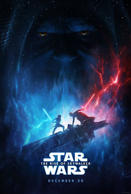 Star Wars, Episode XI: The Rise of Skywalker