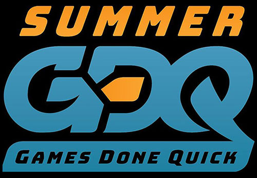 Summer Games Done Quick 2019