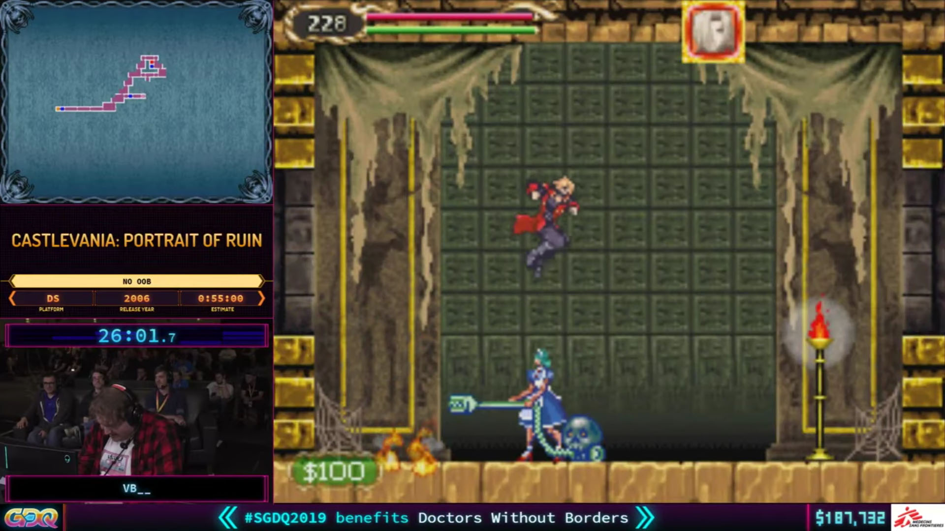Portrait of Ruin Any% No OOB