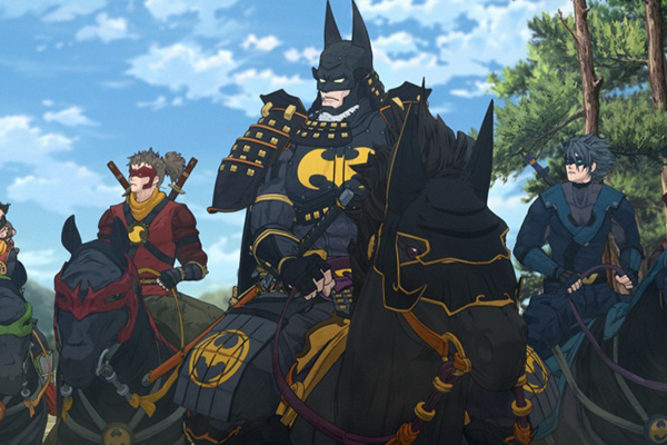 This is What Batman Needs: Giant Mechs
