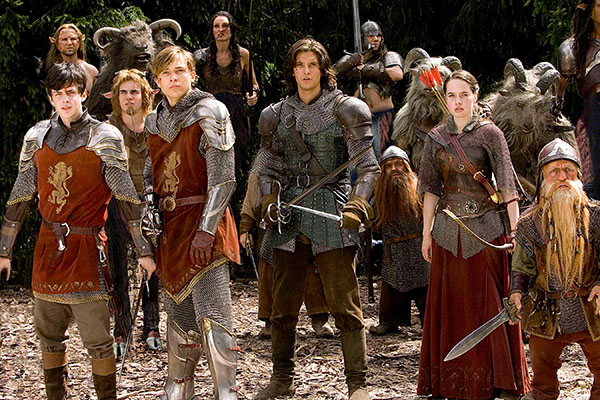 Prince Caspian the IX, Long Be Oh for the Love Of-