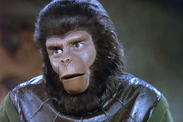 Back to the Future and Around Again, These Apes Will Get You In the End